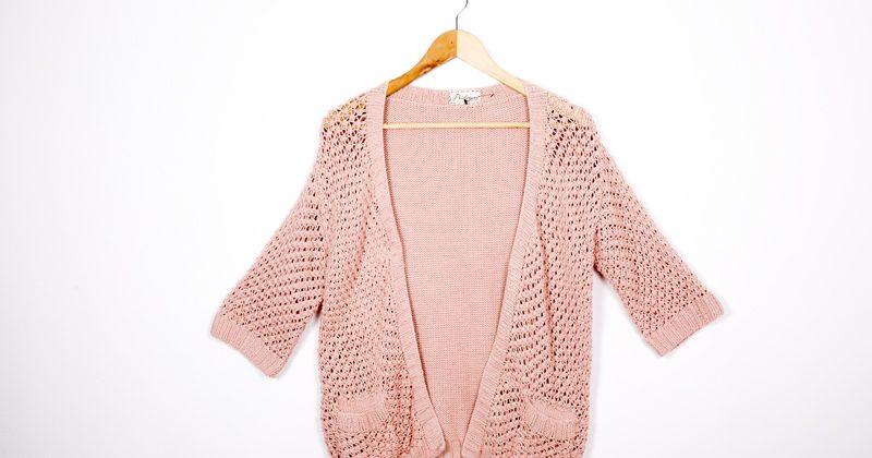 Sweater Mama Ashu – Pink