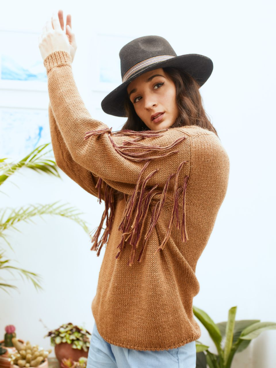 Alpaboom Sweater 1