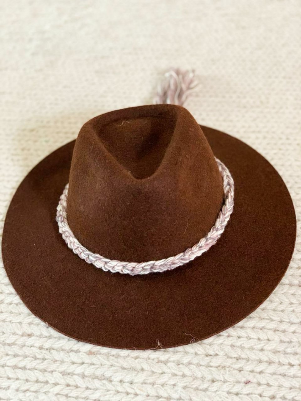 Brown Hat 2
