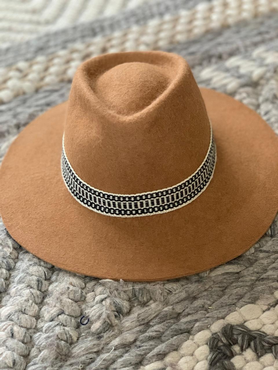 Sombrero Cusco 2 – camel 2