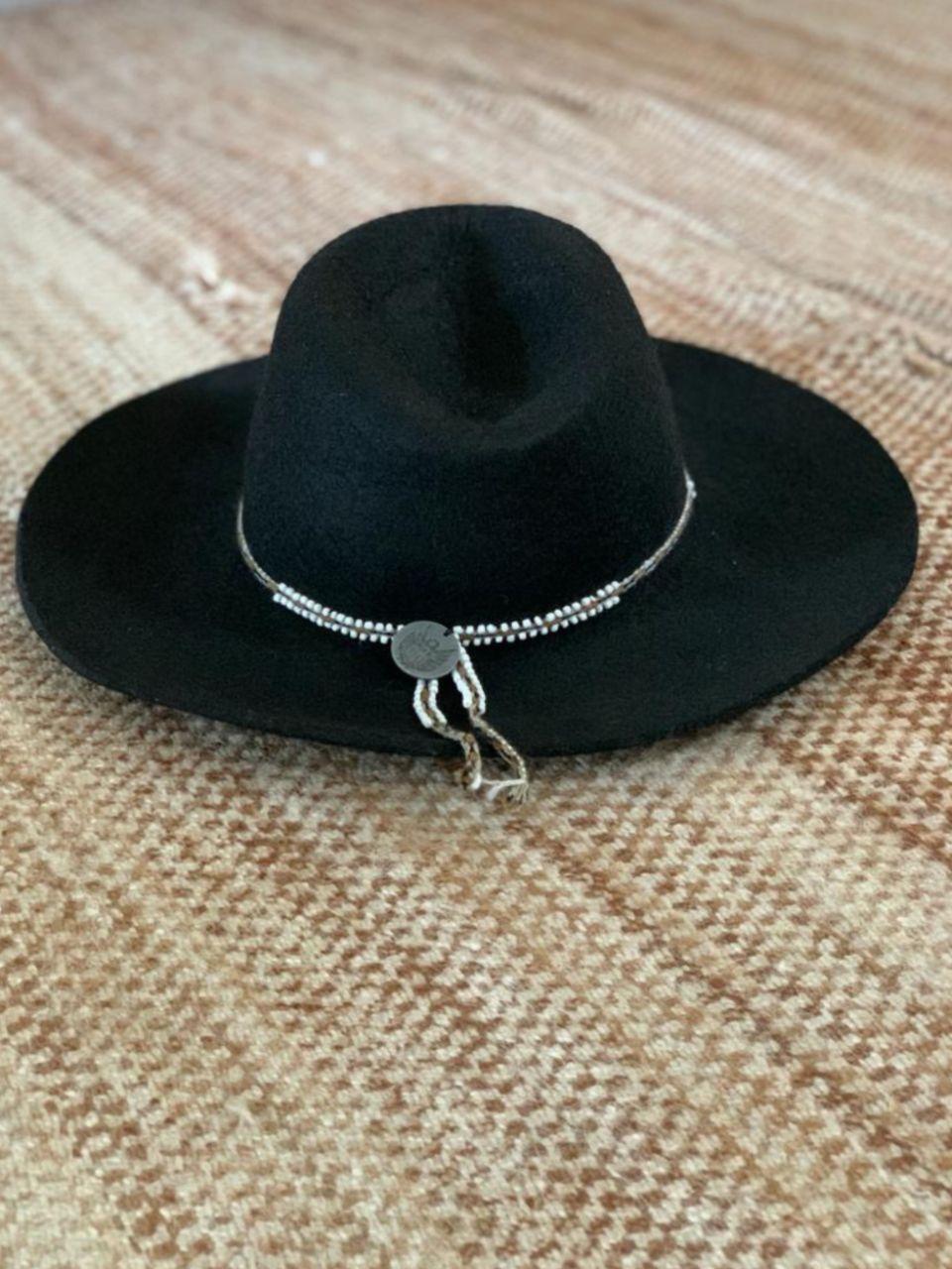 Sombrero watana negro 1-1