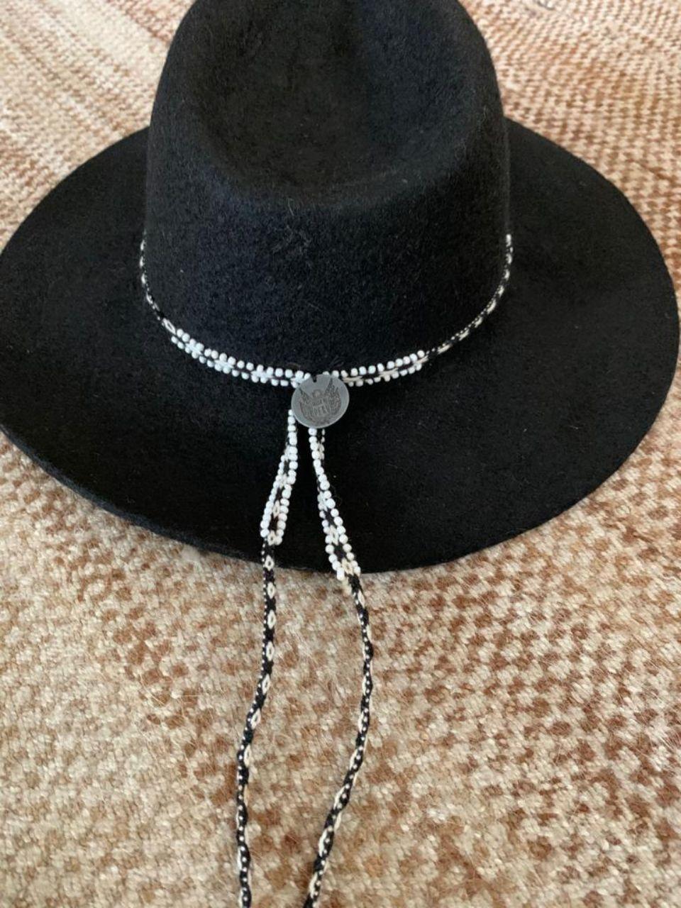 Sombrero watana negro 3-1